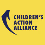Children's Action Alliance (CAA) Speaking at CCC&Y's January Board Meeting
