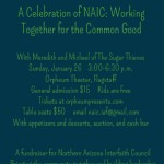 A Celebration of NAIC – Working Together for the Common Good