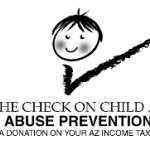 Put the Check on Child Abuse — Make a Donation on Your Arizona Income Tax Form