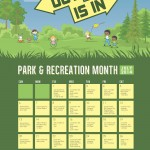 Out is In! – July is Parks and Recreation Month