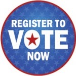 TODAY is National Voter Registration Day – September 23rd – Easy Peasy