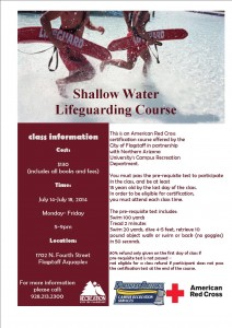 shallows water lg flyer july 2014