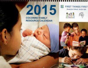 2015 Coconino Family Resource Calendar
