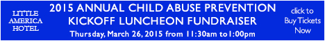2015 Annual Child Abuse Prevention Kickoff Luncheon Fundraiser