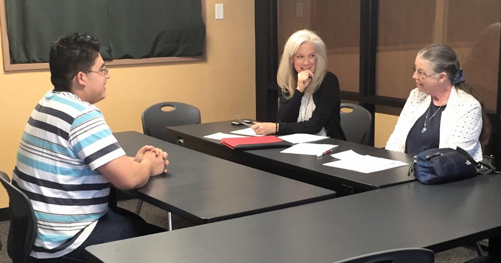 Senior exit interview essay