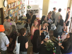 "More than 100 educators and community supporters attended the ""Teacher Appreciation Reception"" presented Friday, May 1 by the Greater Flagstaff Chamber of Commerce. ©2015"