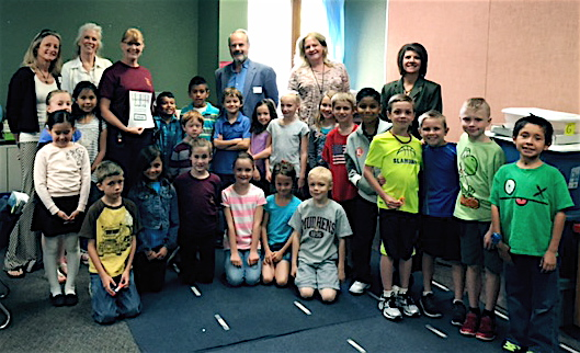 Innovative Classroom Grants ~ Flagstaff unified school district awards innovative