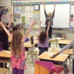 Active 'Brain Breaks' Increase Focus, Learning, Teachers Say