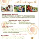 Healthy Living Workshop – Put Life Back in Your Life