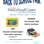 Flagstaff Back to School Fair to be held July 11