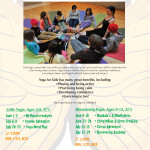 Kids Yoga Summer Camp – with Patty Wiley