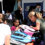 More than 500 backpacks distributed during Flagstaff Back to School Fair