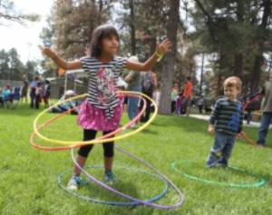 The Children's Music and Arts Festival will be held from 10 a.m. to 2 p.m. Saturday, Aug. 15 at Bushmaster Park, Flagstaff. Courtesy photo.