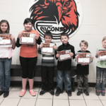 Williams Elementary announces September Students of the Month