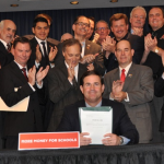 Ducey signs K-12 inflation funding agreement. Get more details here