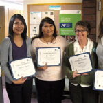 12 FUSD school counselors complete College Access Professional (CAP) training
