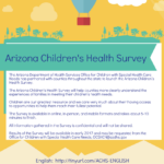 Tell us about your child's health