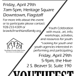 Northland Family Help Center to host 'Clothesline Project' and 'YouthFest' on April 29