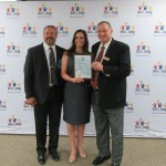 Arizona State Board of Education honored Flagstaff High School's Katherine Pastor