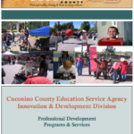 Coconino County Education Service Agency (CCESA) announces Professional Development Programs & Services for this Fall