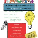 FACTS 'Lights On' Carnival to feature canned food drive on Sept. 10