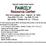 FUSD's Family Resource Center offers free services to families who have children enrolled in an FUSD school
