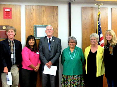Five FUSD teachers honored in recognition of 'Legendary Teacher Day'