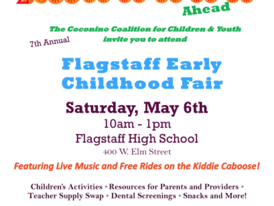 Flagstaff Early Childhood Fair to be held May 6