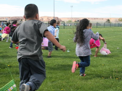 Easter eggs and educational services highlight 2017 Page Early Childhood Fair