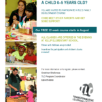 TLC recruiting parents, caregivers for next 12-week Family Development Course