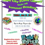 Tuba City Public Library Kicks Off Summer Reading