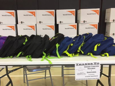 Williams Unified School District annual Back-to-School Fair the first of many in Coconino County
