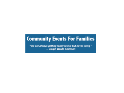 UPDATED: CCC&Y calendar highlights upcoming Community Events for Families