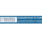 CCC&Y launches Community Events for Families calendar