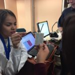 Cline Library collaborates with Upward Bound to provide students with hands-on STEM experiences