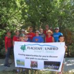 FUSD, STEM City participate in Flagstaff 4th of July Parade