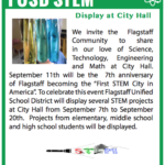Celebrating Flagstaff – The First STEM City in America