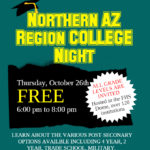 Northern Arizona College Night to be held at Flagstaff High School on Oct. 26