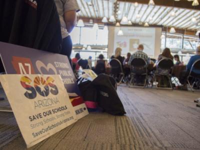 Flagstaff town hall backs higher school taxes