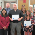 'Legendary Teachers' honored at the FUSD Governing Board