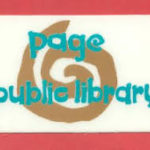 October Events for Page Public Library