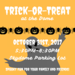Trick-or-Treat at the Dome