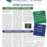 FUSD November 2017 newsletter