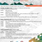 NACA's NB3FIT to present a week of National Health, Fun & Wellness in Flagstaff starting Nov. 4