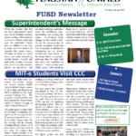 FUSD December 2017 newsletter