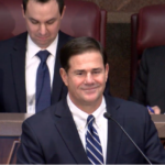Gov. Ducey says he'll increase education funding with money from government reform. See related stories here