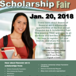 Coconino Community College to hold Financial Aid & Scholarship Fair on Jan. 20