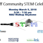 Flagstaff Community STEM Celebration to be held March 5