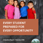 LAUNCH Flagstaff Releases Initial Baseline Education Report. See related stories