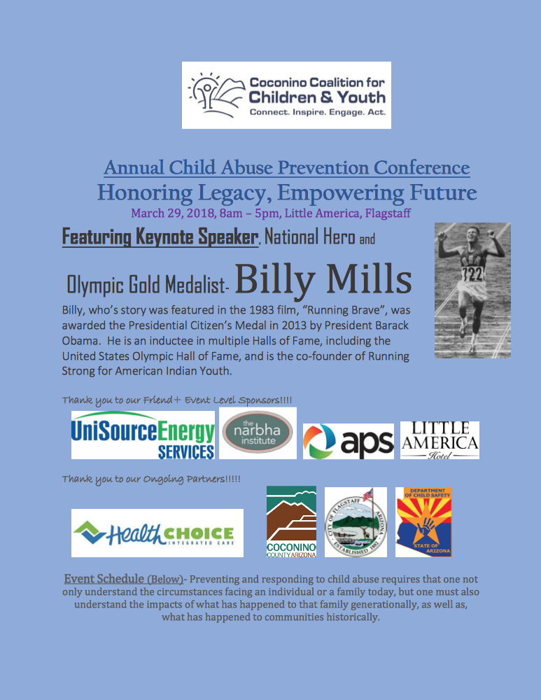 CCC&Y's 2018 Annual Child Abuse Prevention Conference and Luncheon